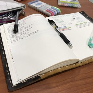 Katrina's Bullet Journal