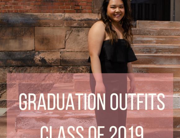 Pretty Little Thing, graduation outfits, class of 2019, graduation, black jumpsuit